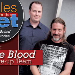 Tales from the Set with the True Blood Make-up Team