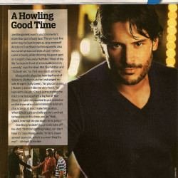 True Blood Cast Past and Present Featured in TV Guide
