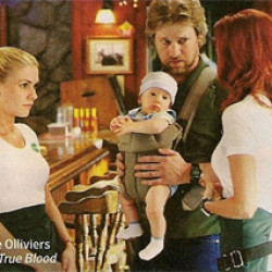 True Blood's Not So Evil Baby Mikey Was Played By Twins