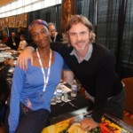 Sam Trammell attends ZomBcon in Seattle