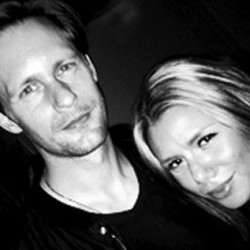 Alexander Skarsgard at the Rodeo Magazine #2 Release Party