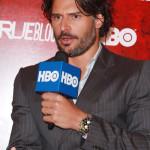 Joe Manganiello at True Blood Press Conference in Hong Kong