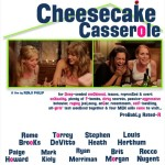 Video: Brit Morgan talks about her new Film: 'Cheesecake Casserole'