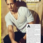 Alexander Skarsgård is Man Of the Month for GQ Magazine