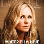 Anna Paquin makes the cover of LA Weekly's Winter film Review