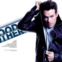 Kevin Alejandro Featured in DA MAN Magazine