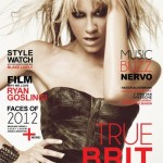Brit Morgan on the Cover of Hydrogen Magazine