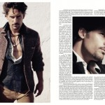 More about Joe Manganiello in Flaunt Magazine
