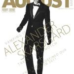 Alexander Skarsgård Also in  January 2012 August Man Magazine