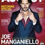 Joe Manganiello in January 2012 August Man Magazine.
