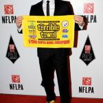 NFLPA PULSE Awards: Joe Manganiello Talks Football