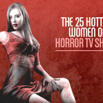 Anna, Janina and Deborah among the Hottest Women of Horror