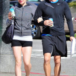Anna Paquin and Stephen Moyer Men's Health Hot Couple