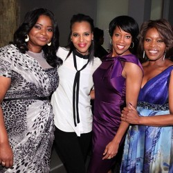 Alfre Woodard & Grey Goose Hosts 2nd Annual Pre-Oscar Dinner