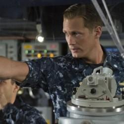 Alexander Skarsgård to promote Battleship at WonderCon