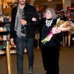 Videos of Joe Manganiello Meeting Anne Rice At Her Book Signing