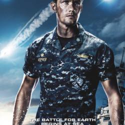 New Character Poster for Alexander Skarsgård in Battleship