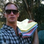 True Blood Script Signed by Alexander Skarsgård Up for Auction