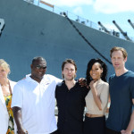 Alexander Skarsgård attended the 'Battleship' Photo Call in Pearl Harbor