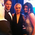 Early Photos of Stephen Moyer and Anna Paquin at the WHCD
