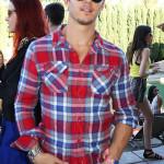 Ryan Kwanten at Hugo Boss & Nylon Escape House at Coachella