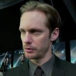Video: Alexander Skarsgård at Battleship Premiere in Japan