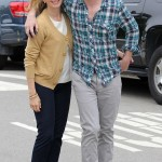 Sam Trammell and Missy Yager at Children Mending Hearts