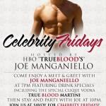 Meet Joe Manganiello at the Savoy in Pittsburgh Tonight