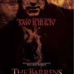 Poster for Stephen Moyer's The Barrens released