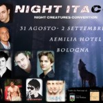 Win a free pass to the Fan Convention Night ItaCon in Italy