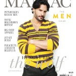 Joe Manganiello Is Covered by Maniac Magazine