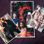 LAST CHANCE to place your bid on unique True Blood pack signed by cast