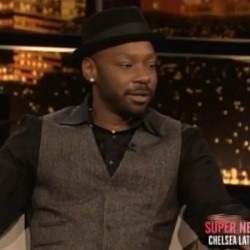 Video: Nelsan Ellis on Chelsea Lately