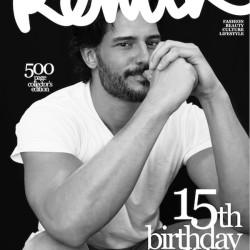 Joe Manganiello Covers Remix Magazine