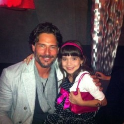 Werepup Chloe Noelle wants a husband like Sam Trammell or Joe Manganiello