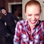"True Blood's Jessica (Deborah Ann Woll) is just ""Killing Time"" while King Bill is away"