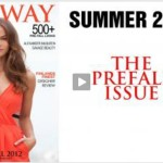 Kelly Overton Behind the Scenes of Cover shoot for Runway