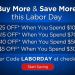It's Labor Day Sale in the HBO Store