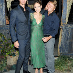 Alexander Skarsgård talks about his favorite scents and attends 'Encounter' launch party