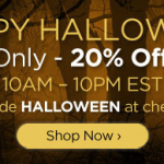 3..2..1 Happy Halloween Sale on HBO Store starts now!