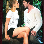 True Blood memorabilia signed by Stephen Moyer and Anna Paquin auctioned for Movember charity