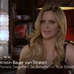 Kristin Bauer talks with SyFy in five True Blood interviews