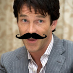 Stephen MOyer goes MO Bro for MOvember in support of men's health causes