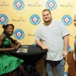 Video of Rutina Wesley at Mohegan Sun Halloween Celebration