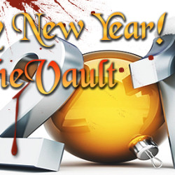 Happy New Year 2013 from The Vault