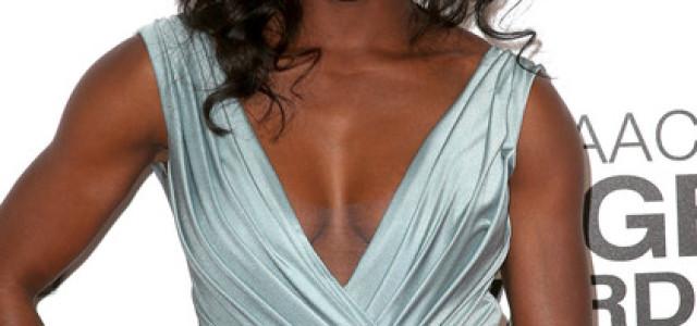 Rutina Wesley at the 44th NAACP Image Awards
