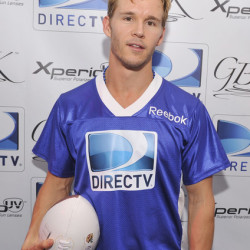 True Blood's Ryan Kwanten attends Celebrity Beach Bowl and GQ Party
