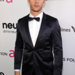 True Blood Stars Attend Elton John AIDS Academy Awards Viewing Party