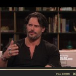 Joe Manganiello Appears on the Talking Dead