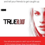 Watch True Blood for Free on Xfinity from March 25-31